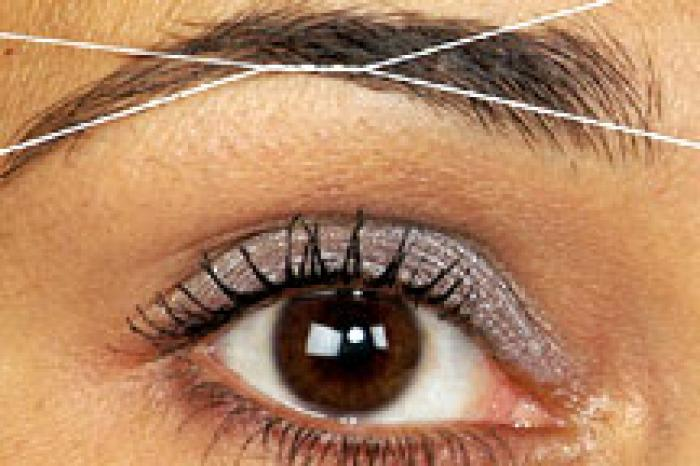 Eyebrows My Philadelphia Story