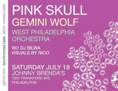 Gemini Wolf CD Release
